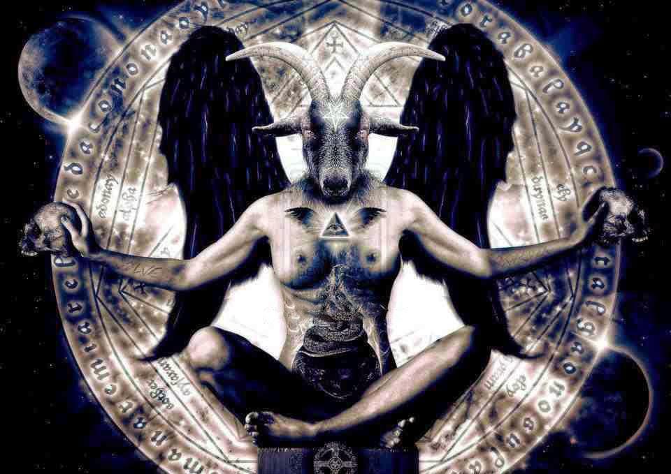 Blog Santuario San La Muerte: Oración: Para Satanás