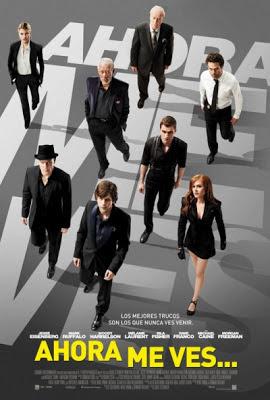 Now you see me (Ahora me Ves) (2013) Subtitulado