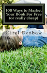 100 Ways to Market Your Book For Free (or really cheap)