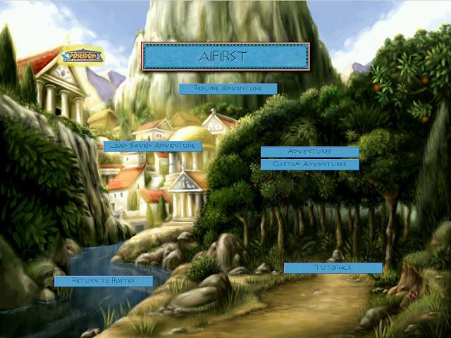 Poseidon: Master of Atlantis screenshot