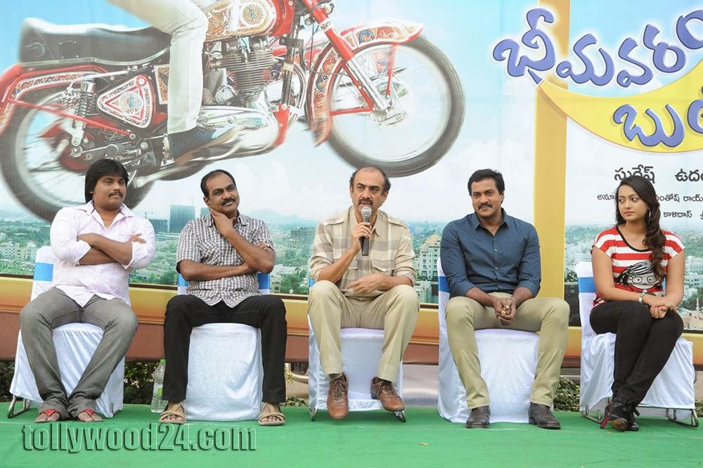 Bheemavaram Bullodu Movie Press Meet-HQ-Photo-9
