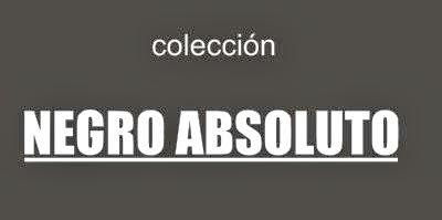 Colección Negro Absoluto