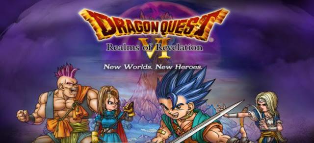 Download Dragon Quest VI Apk + Data Torrent
