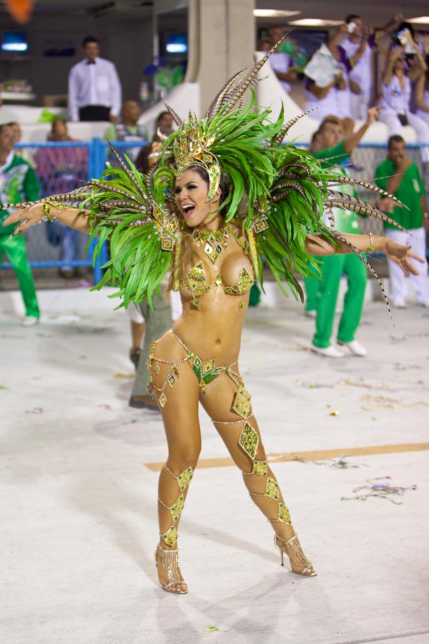 Rio de Janeiro Carnival 2010, GRES Mocidade Independente de Padre Miguel - Rio de Janeiro - Carnival 2010