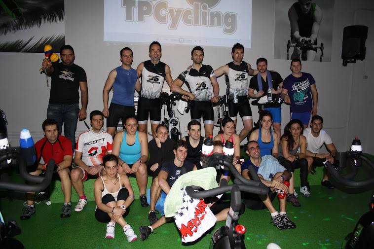 19ª formación TPCycling, febrero 2012