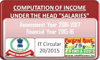 computation+of+salary+it+circular+20