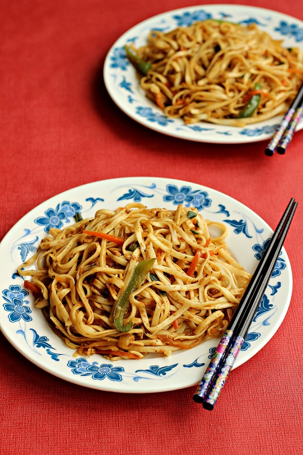 how to cook egg noodles chinese style
