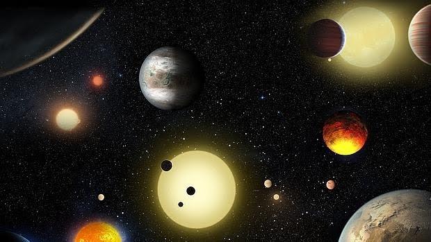 El mayor número de planetas jamás detectados.