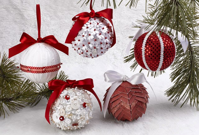 imagen de adornos de navidades