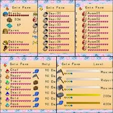 REVIEW GAME HARVEST MOON BACK TO NATURE