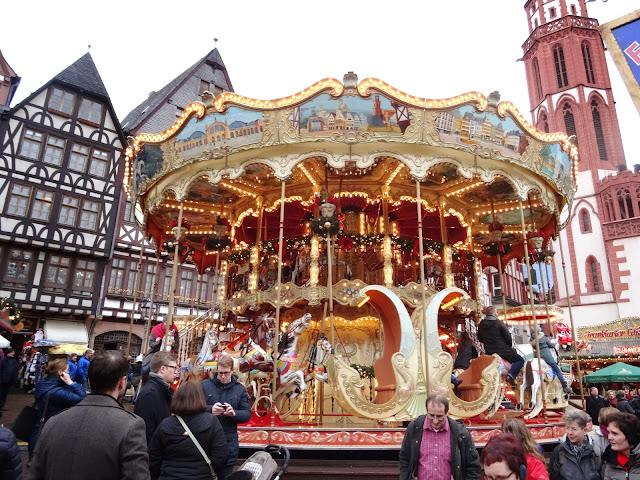 Christmas Market Frakfurt