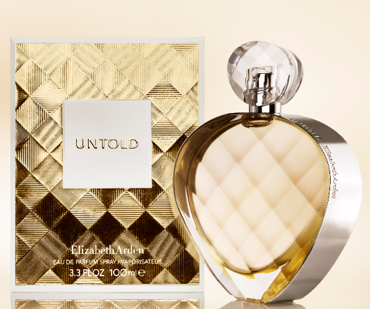 Beauty and Healthy Life : Untold de Elizabeth Arden: todas las facetas femeninas reunidas en una fragancia