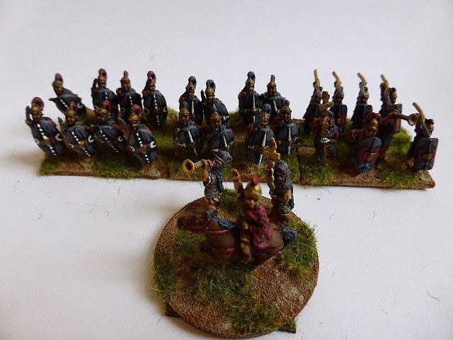 [Liens] Armées romaines d' autres joueurs - Page 2 P1030352