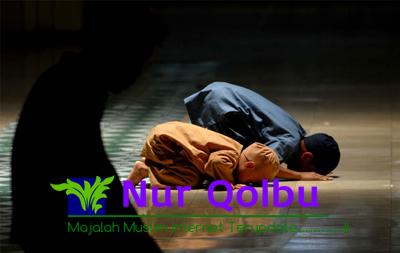 SHOLAT adalah Amal Ibadah yang Wajib-nur qolbu