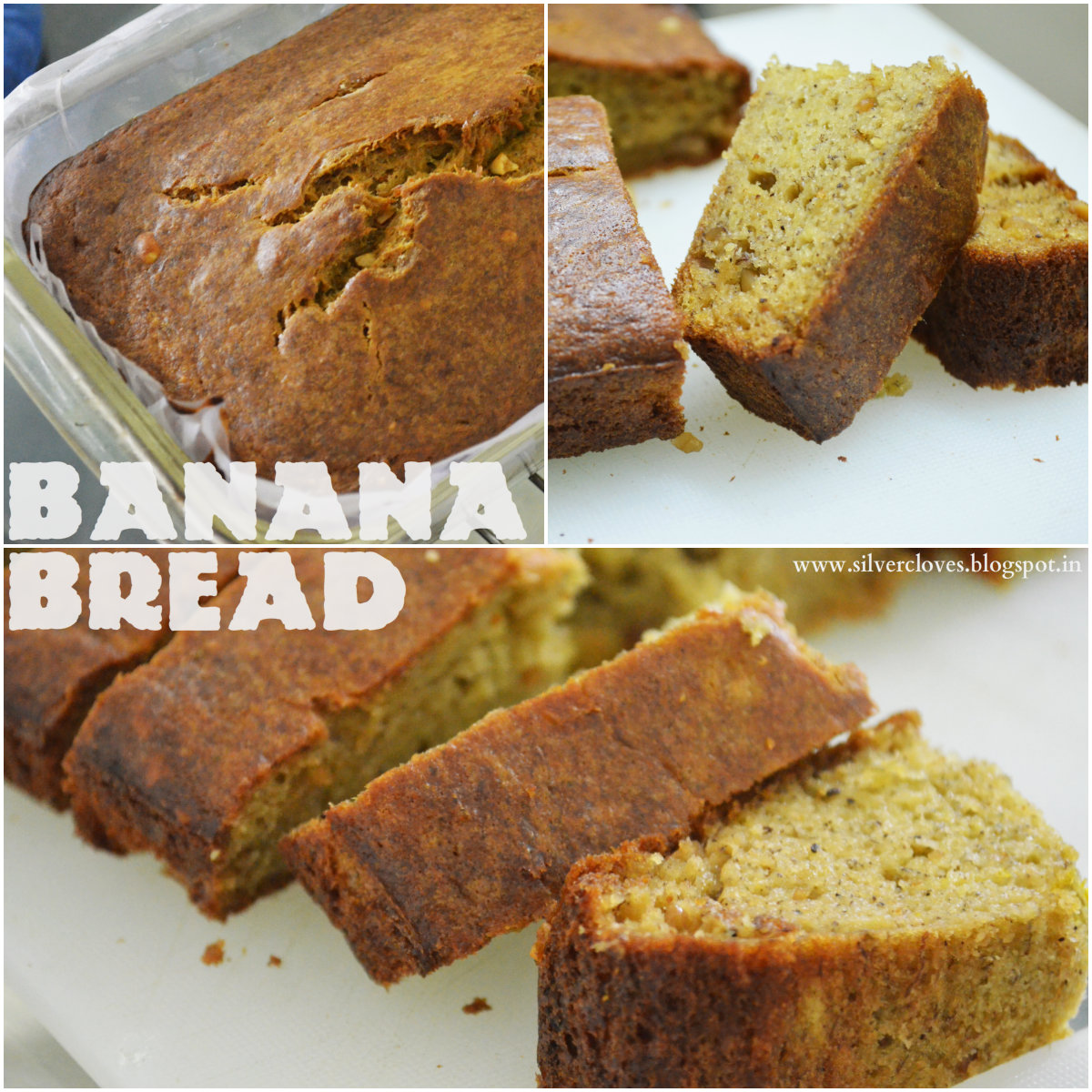 banana bread - the quick bread