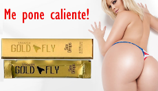 Yumbina en Gotas. SPANISH GOLD FLY