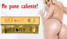 Yumbina en Gotas. SPANISH GOLD FLY