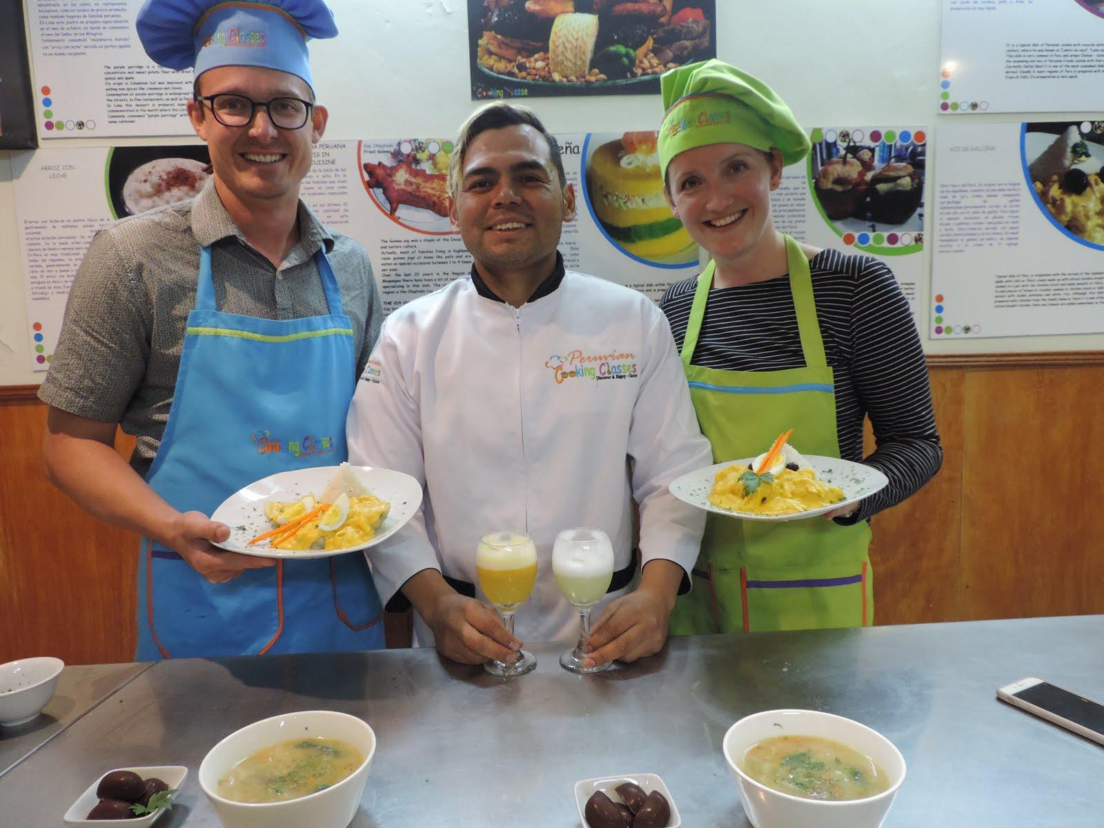 Cooking Class - Cuzco