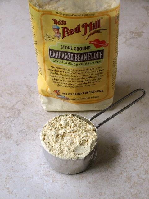 THE SIMPLE VEGANISTA: Savory Chickpea Pancake/Flatbread (Gluten Free)