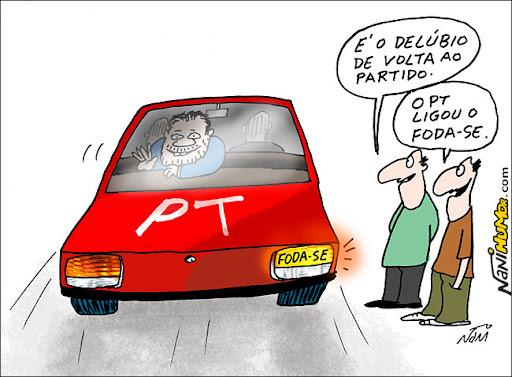 Delúbio Soares e o PT