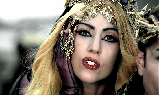 lady gaga judas video pictures. 2011 New Video: Lady Gaga #39