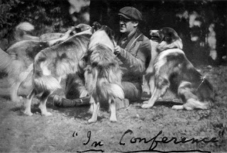 Terhune and his collies