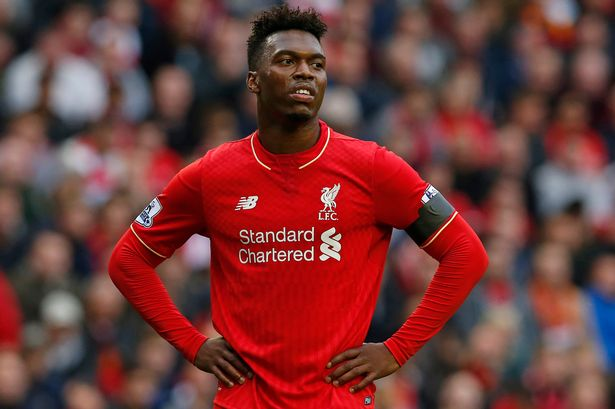 Sturr crazy: Injuries have frustrated Sturridge and Liverpool fans for the second season running