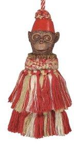 monkey tassel