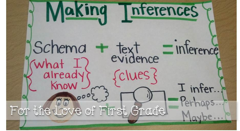 inference worksheets grade 4