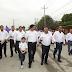 PARTIDO ENCUENTRO SOCIAL ARRANCO SU CAMPAÑA POLÍTICA EN EL TERCER DISTRITO LLEVANDO COMO CANDIDATO ROBERTO GUAJARDO ANZALDUA.