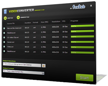 Foxtab video converter free download free download