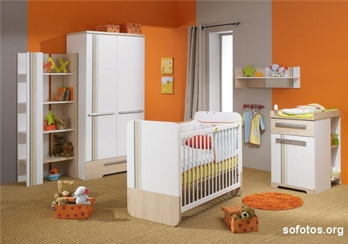 Como decorar o quarto do bebê romanomarques