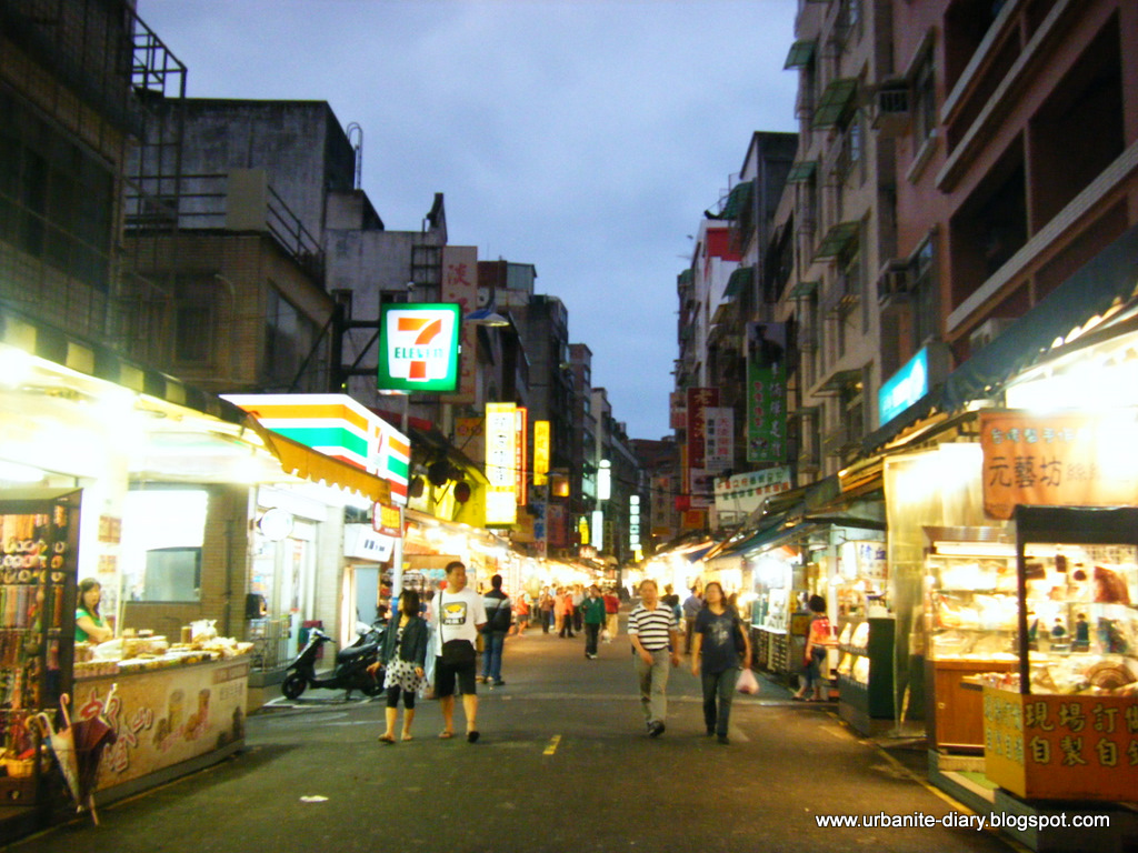 Danshui District, Taiwan - Far East Adventure Travel