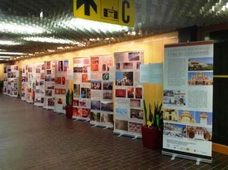 L'exposició a Luxemburg en imatges