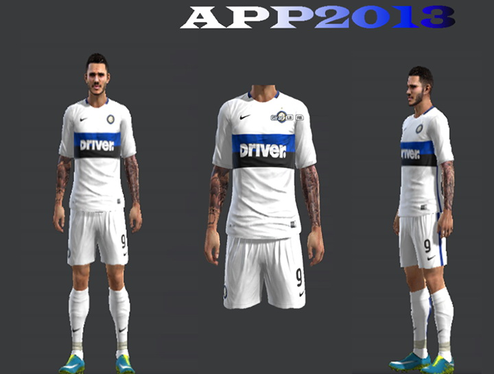 Stats Milan Pes 2013 Pes 2013 Inter Milan Away Kit