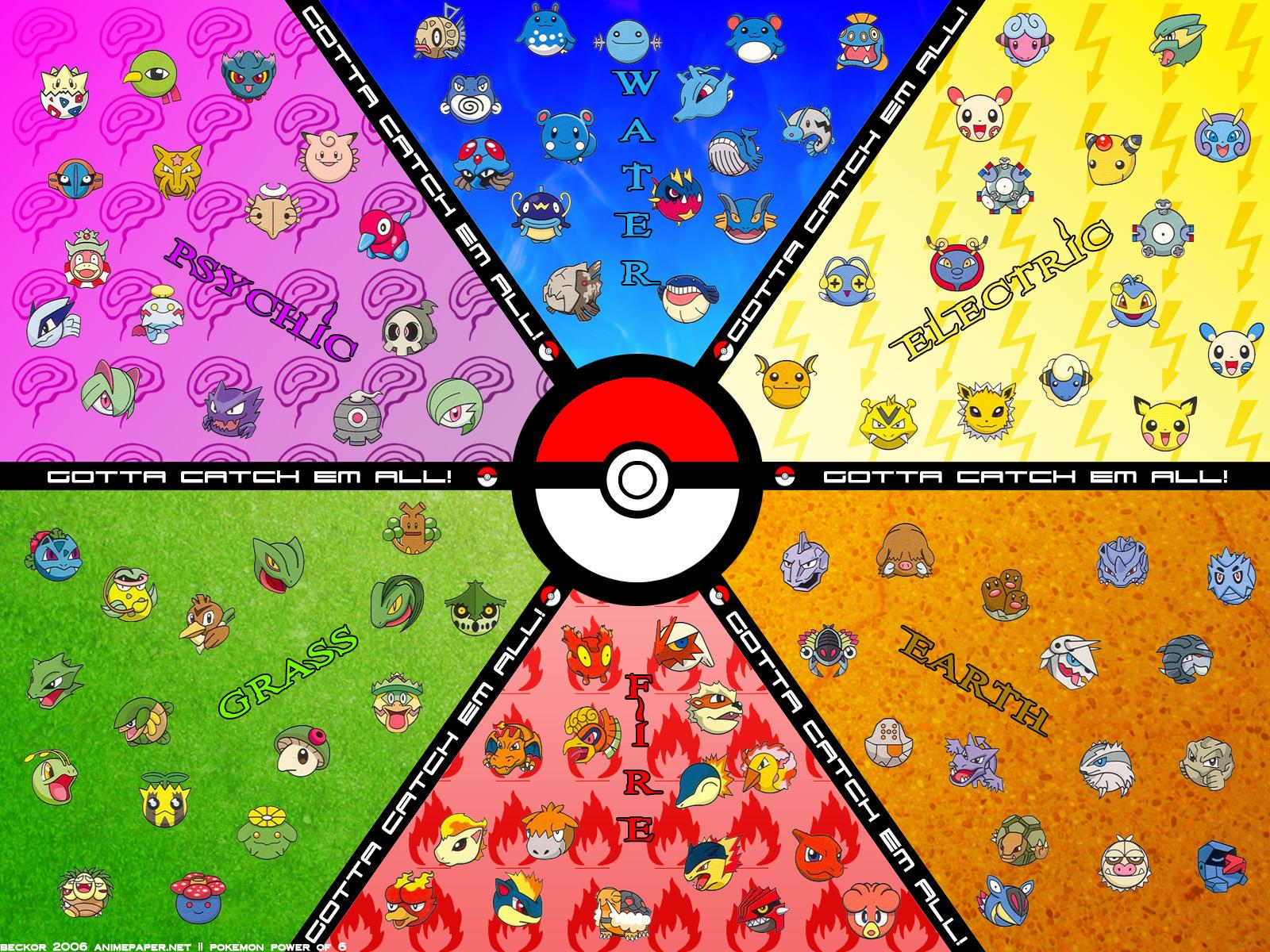 anime pokemon wallpapers hd - photo #22