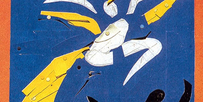 Matisse cut out closeup