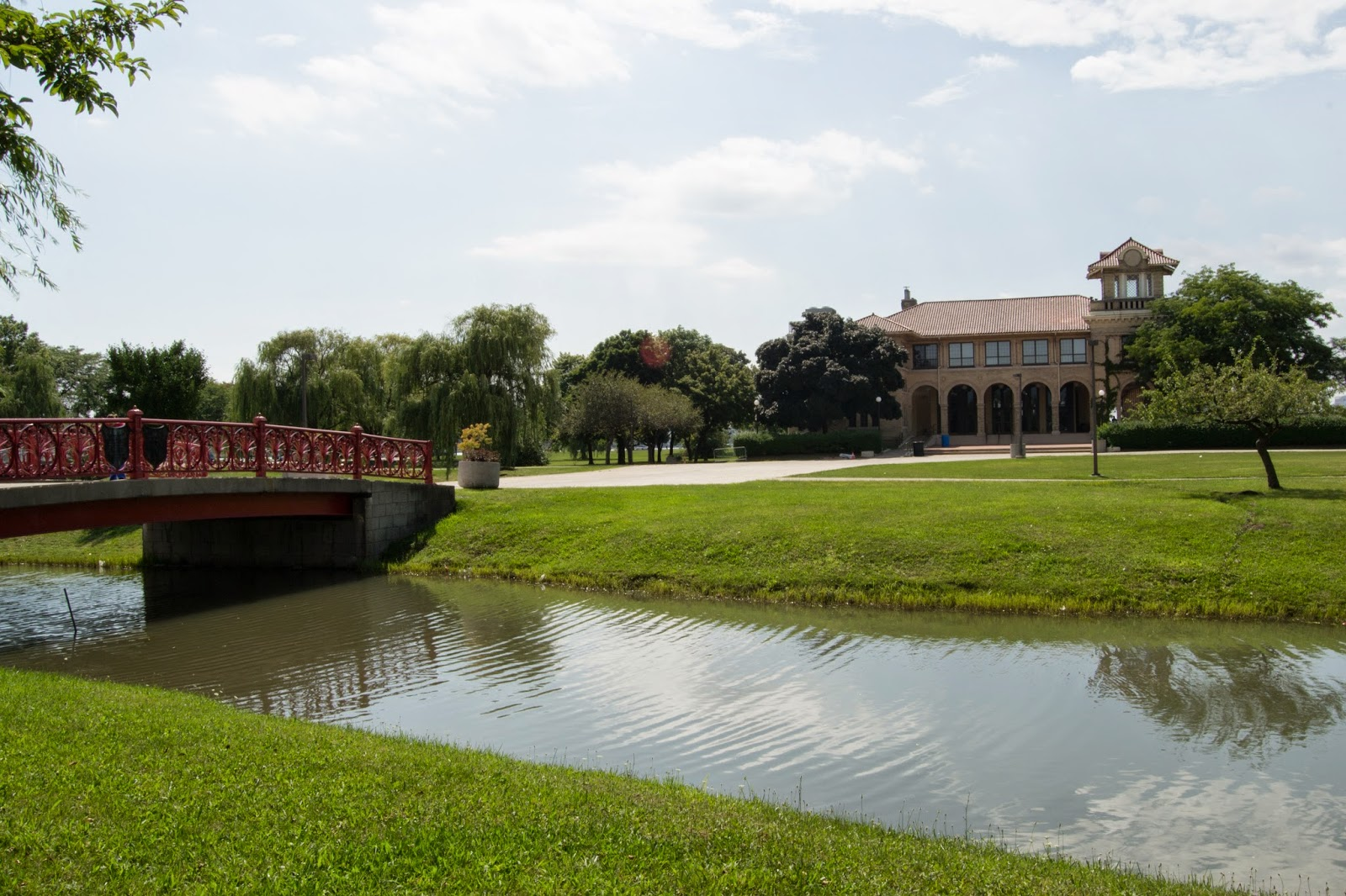 The Casino Belle Isle