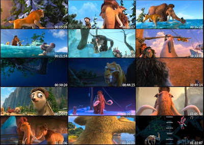 Ice Age 4: Continental Drift (2012) Bluray 720p 550MB