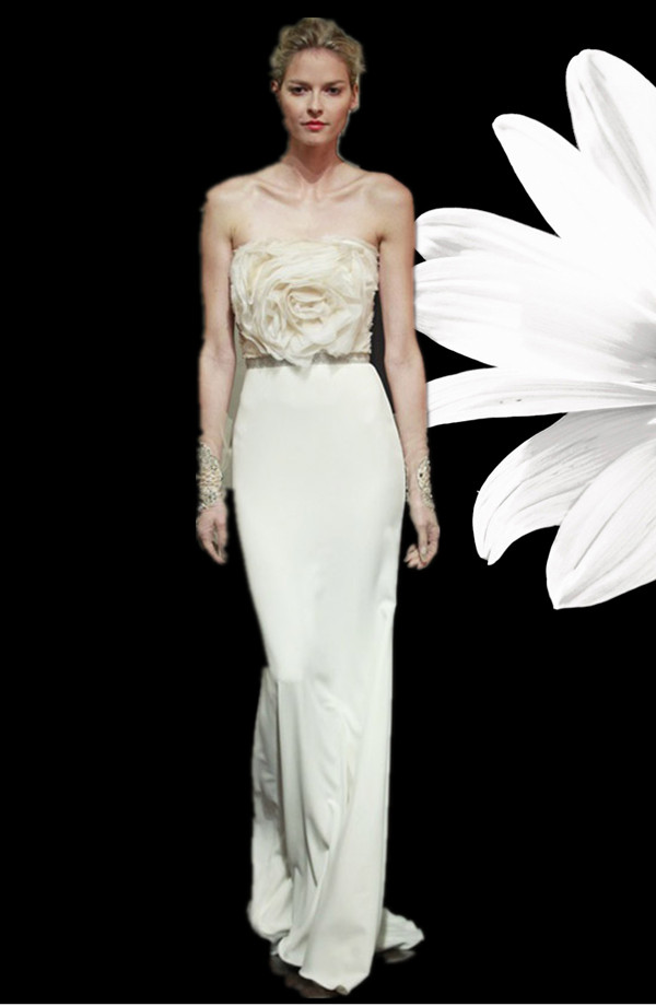 "Badgley Mischka Herbst 2013 Brautkleider Kollektion""/></a></div> <br /> <div class="