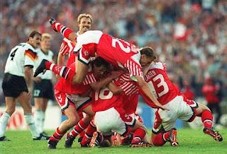 Dinamarca, Danmark, Denmark, 1992, EURO,