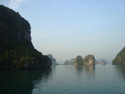 Islands of Halong Bay