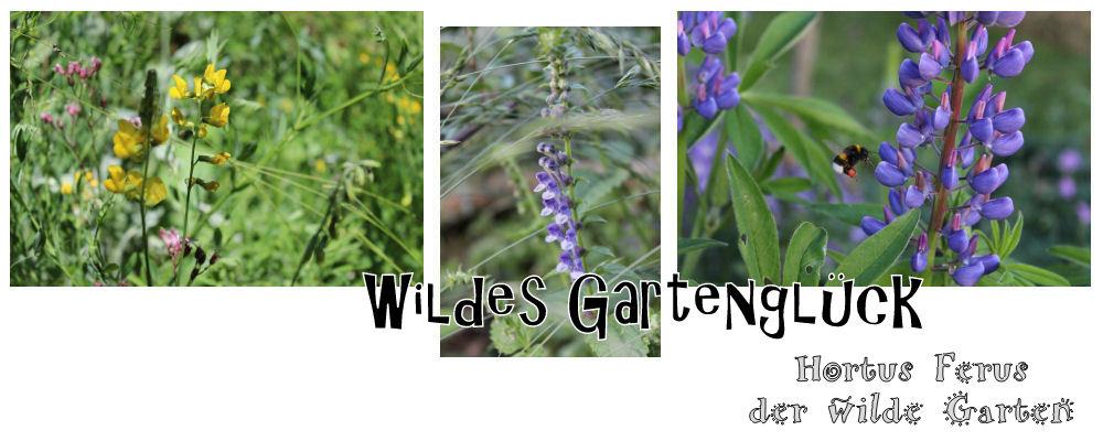 Wildes Gartenglück