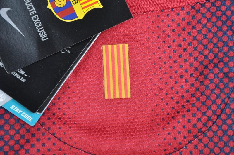 jersey barcelona home 2013 wash tag