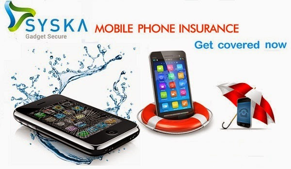 Syska Gadget Insurance in India