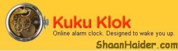 Online Alarm Clock With 5 Alarm Tones