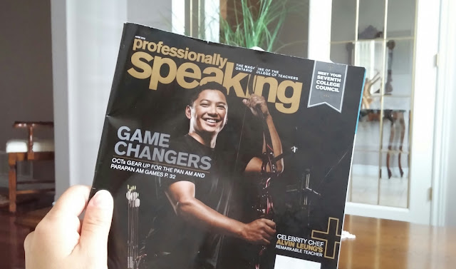 Ontario College of Teachers - Professionally Speaking Magazine