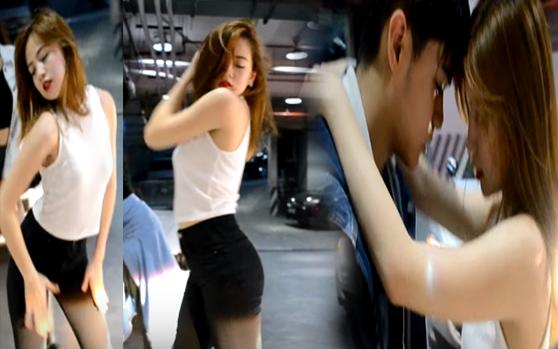 Ella Cruz and Francis Magundayao dance cover video