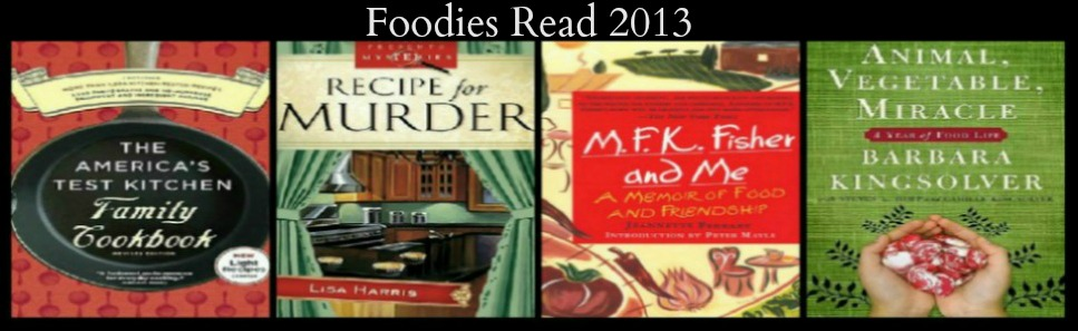 Foodies Read 2013