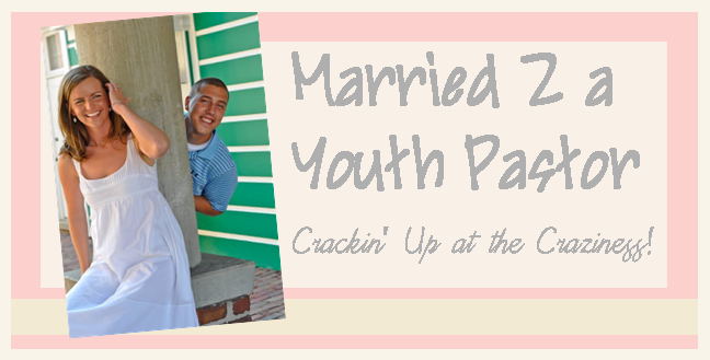 Married 2 a Youth Pastor